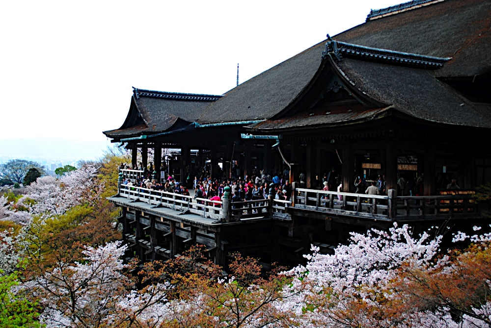 nateniales travels: From Kiyomizudera Temple to Gion in Kyoto