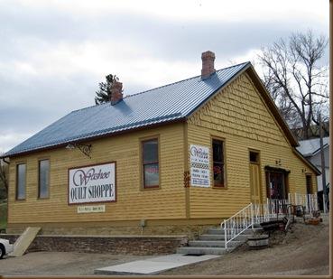 Washoe Quilt Shop
