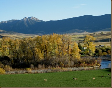 East Boulder Valley in Oct
