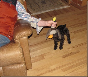 Give me that duck