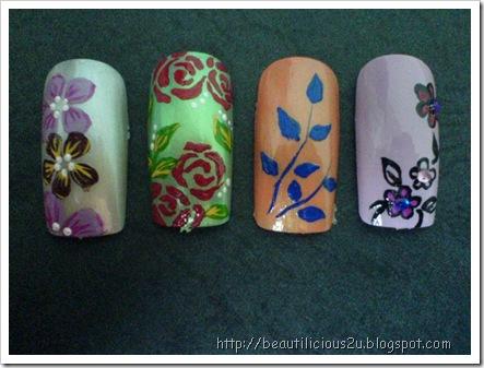 Nail Art, 指甲彩绘