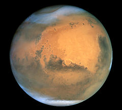 Mars, the Planet