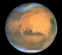 Mars, the Planet