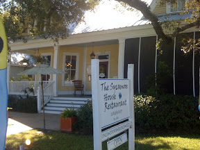 Day 5 Sycamore House Restaurant Bay St Louis Mississippi