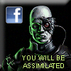 RESISTANCE IS FUTILE. YOU WILL BE ASSIMILATED (CLICK)