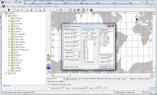 AirMail - Anfordern von GRIB-Files