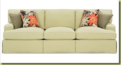 Grayson Slipcovered Sofa