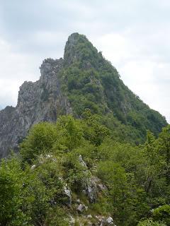 Die Cima Rocca