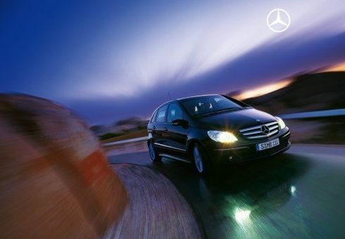 Plans and hopes of company Mercedes-Benz