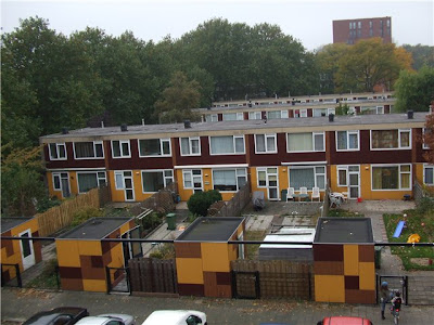 Apartment house - The Social Low Income Housing