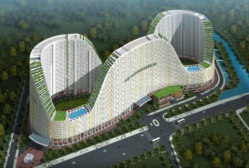 Luxury complex in Vietnam