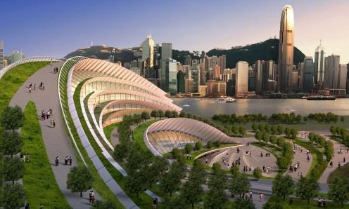 The Hong Kong Airport Concept