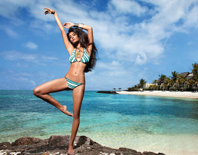 Bikini Photos Of Kingfisher Calender 2011 Models
