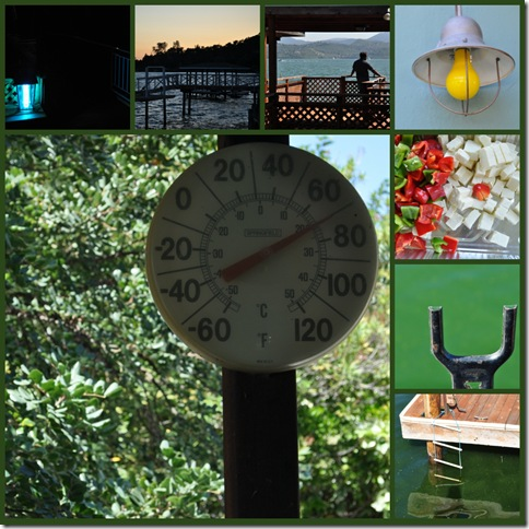 Clear Lake collage