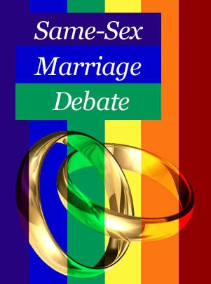It's about the disdain for gay people. Arguments against same sex marriage ...