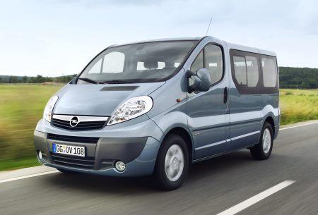 Ab € 45 taeglich - Opel Vivaro