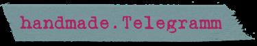 handmade telegramm