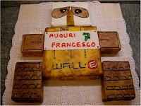 Torta Wall-e