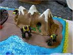 Torta Gormiti - Grande Massiccio