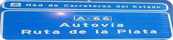 Autovía Ruta de la Plata A-66