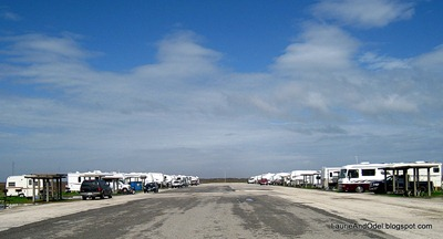 Mustang Island Camping
