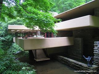 Stairway to Creek