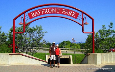 Tunnel to Bayfront park