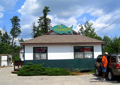 Browns Fish House, Paradise, MI