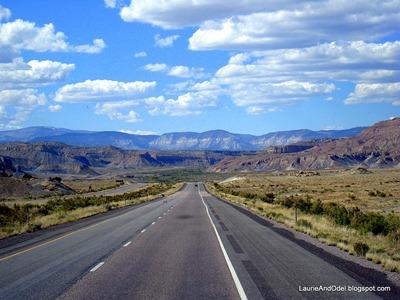 I-70 Utah Panorama
