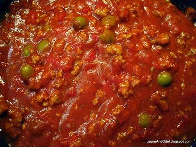 Odel's sauce