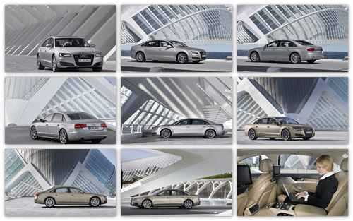 audi a8 2011 blogspotcom. Audi A8 L 2011 Full HD