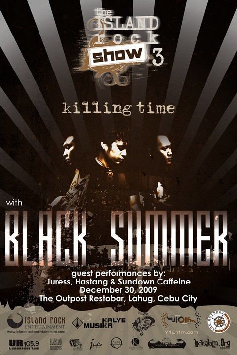 IRS3 - BLACKSUMMER - poster4