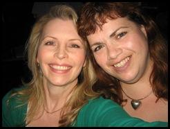Debra and Bonnie