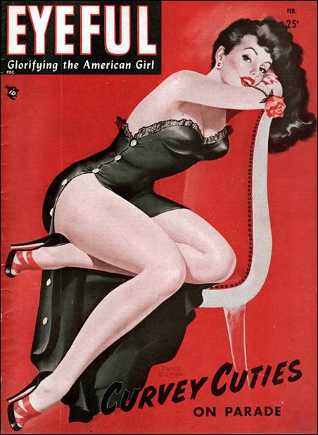 Eyeful, febrero 1949
