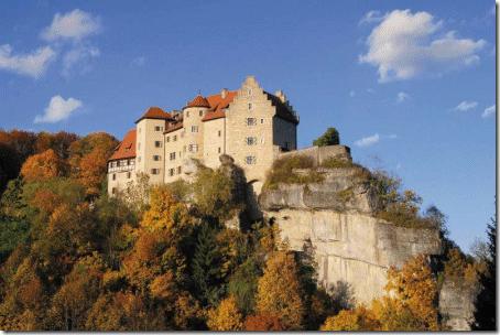 Castillo de Rabenstein