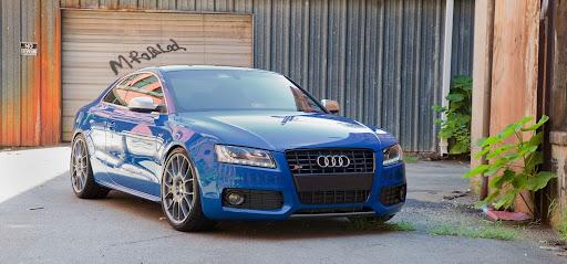 09 Audi S5