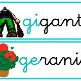 Palabras con GE-GI