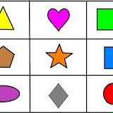 cartas bingo figuras