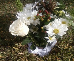 122310 mom flowers