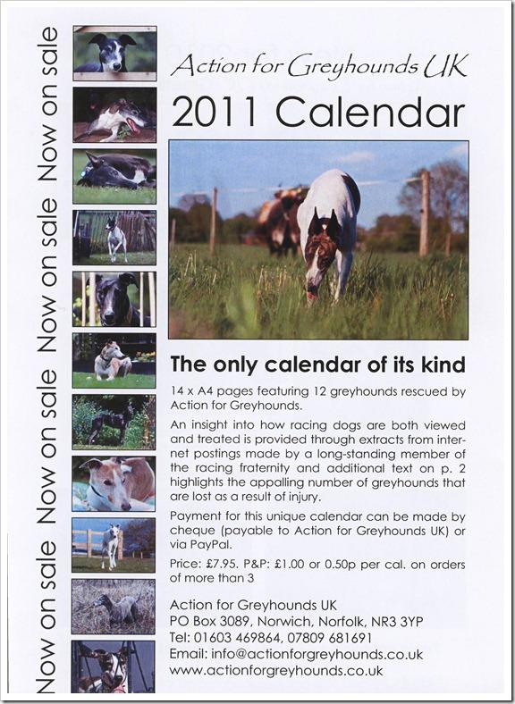 AFG 2010 Calendar
