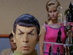 #7, Spock, #8