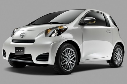 Scion iQ production version of 2011 will be in New York 2