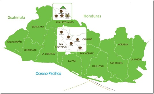 Mapa_Ruta Artesanal
