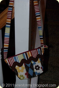 Birthday purse, purse pattern, birthday present