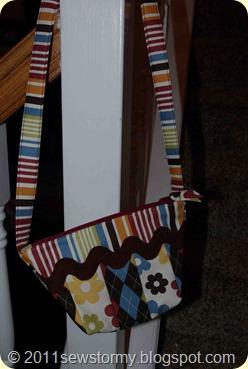Birthday purse, purse pattern, birthday present