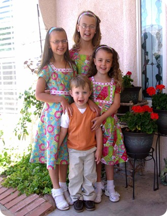 Easter Outfits 2008