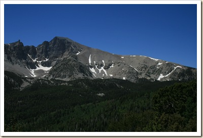 Wheeler Peak - Great Basin NP 3