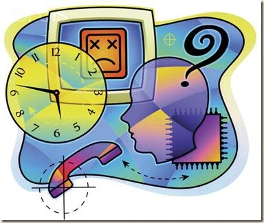 question clock