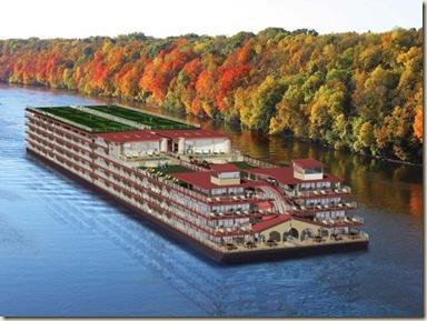 Marquette on the Ohio River