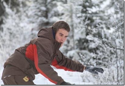Mark sledding 2